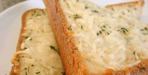 Garlic Cheese Toast Recipe