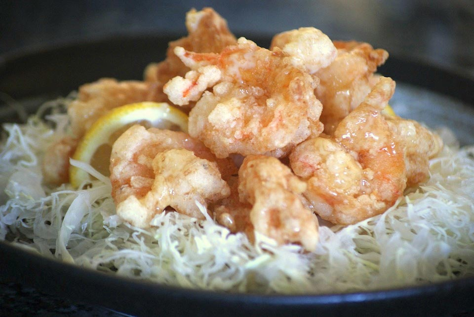 Mayonnaise Shrimp Recipe