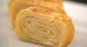 Sweet Tamagoyaki Recipe