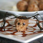 spidertsukune 12 150x150 Tsukune Recipe