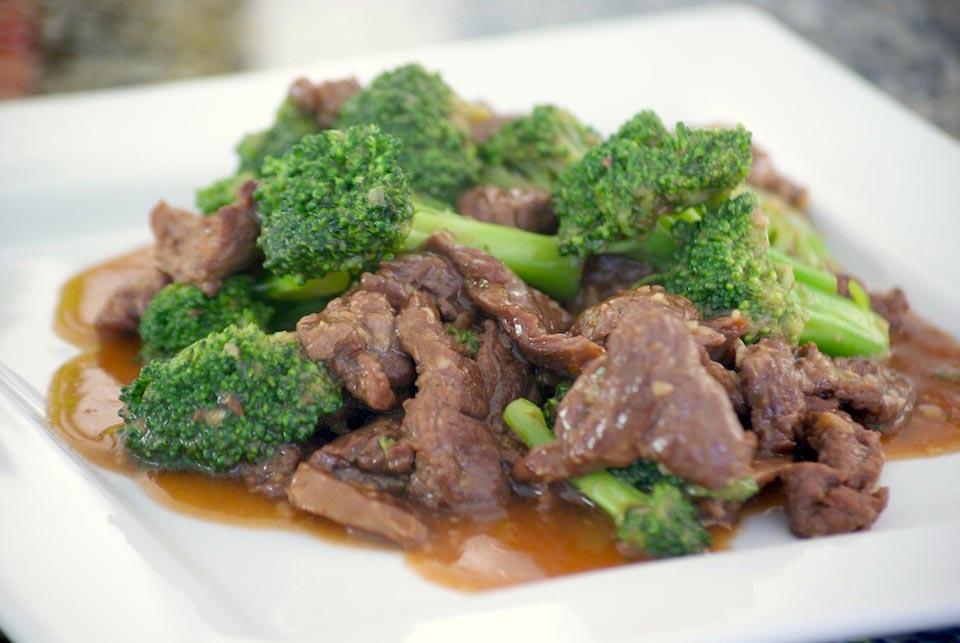 Broccoli Beef Recipes — Dishmaps