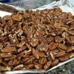 pecan pie 04 150x150 Maple Pecan Pie Recipe