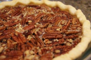 pecan pie 11 300x200 Maple Pecan Pie Recipe
