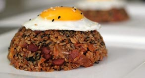 Kimchi Fried Rice Recipe