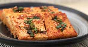 Simmered Tofu Recipe