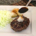 hambagu 18 150x150 Japanese Hamburg Steak Recipe