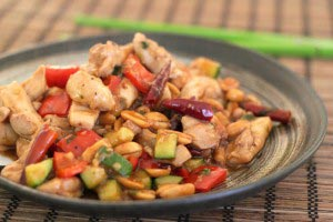 kungpao 10 300x200 Kung Pao Chicken Recipe