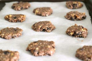 oatmealcookies 07 300x200 Oatmeal Raisin Walnut Cookies
