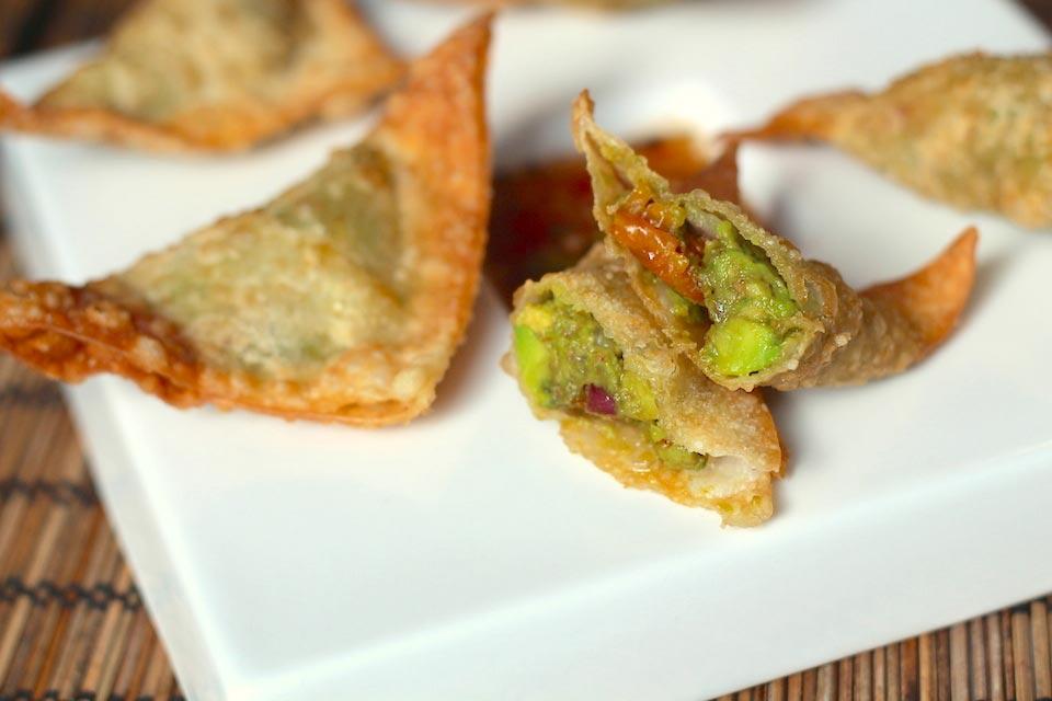 Avocado Wonton Recipe