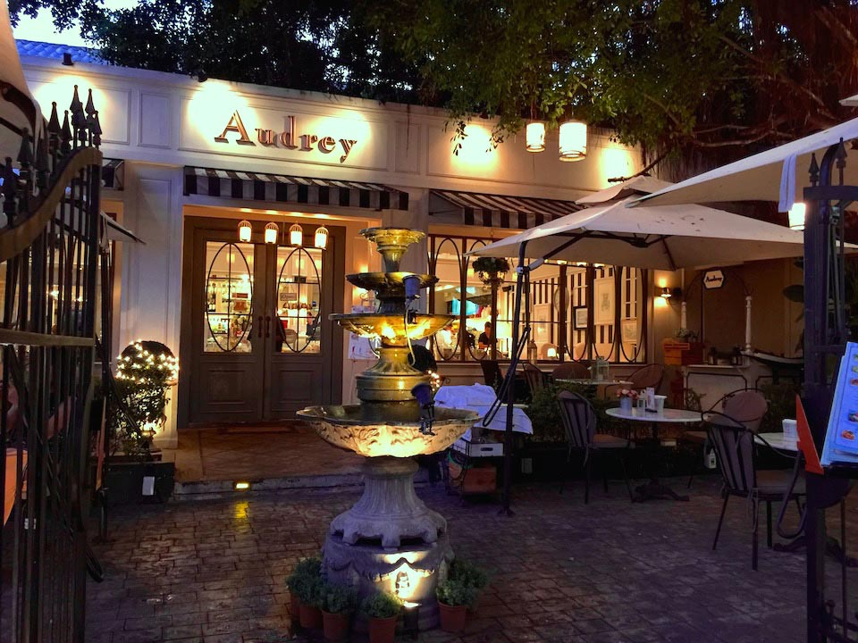 Audrey Cafe and Bistro – Bangkok Thailand