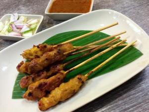 Pork Satay - Sansab Terminal 21