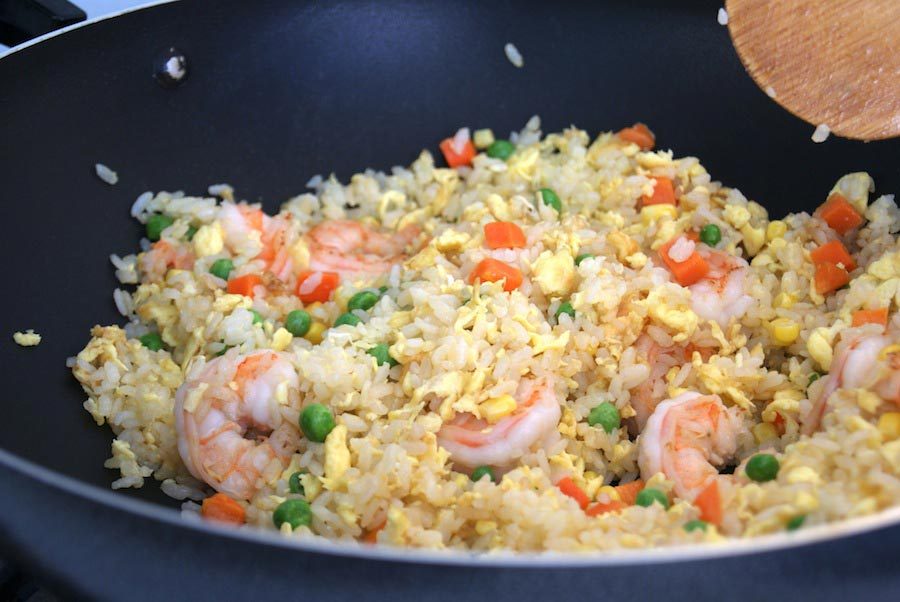 Chinese Rice Food Recipes