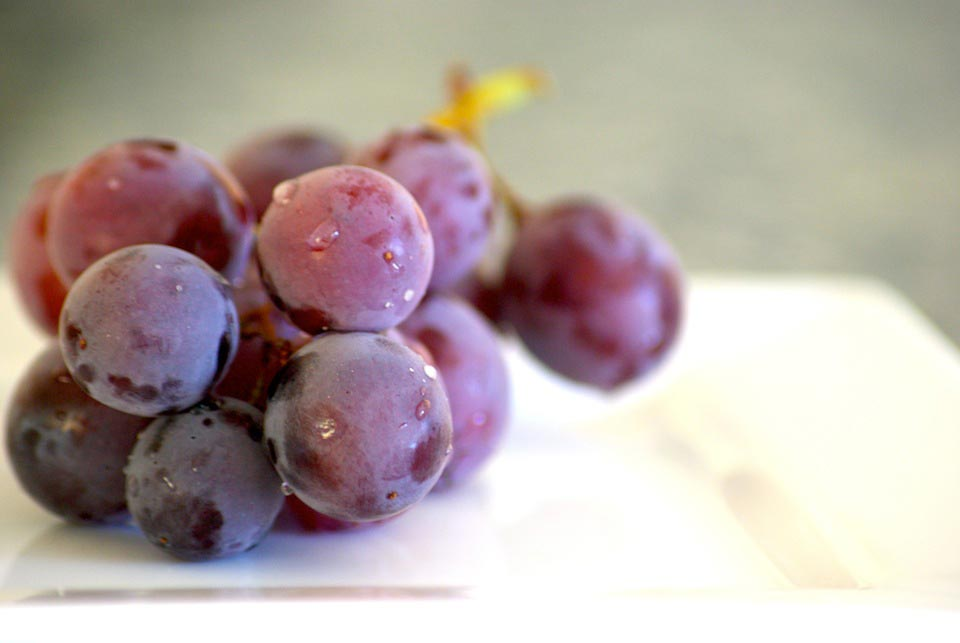 Kyoho Grapes