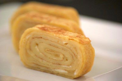 Sweet Tamagoyaki
