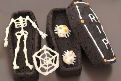 Brownie Coffins