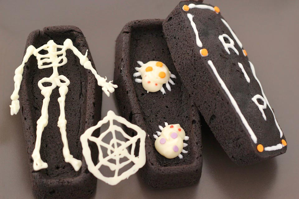 Easy Halloween Cake Pop Ideas