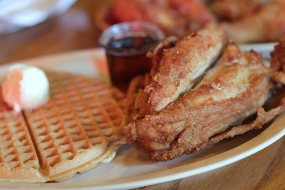 Fried Chicken & Waffles?