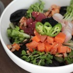 Spicy Mixed Sashimi Bowl